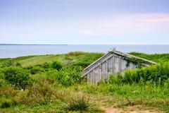 Coastline Aquinnah Martha's Vineyard Stock Image
