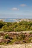 Coastline of Archipelago of Styrsö near Gothenburg Royalty Free Stock Image