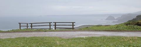 Coastline in Asturias, Spain Stock Images