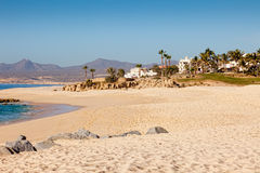 Coastline and Beach in Cabo Royalty Free Stock Photos
