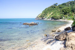 Coastline at Cape Tanod Stock Photography