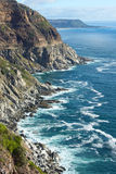 Coastline Chapman's Peak Cape town Stock Photos