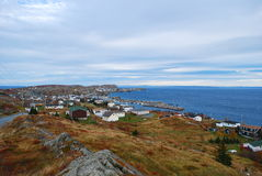 coastline de graves λιμένας Στοκ Εικόνες