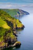 Coastline of Devn England Royalty Free Stock Photography