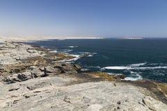 Coastline at Diaz Point, Namibia, Africa Stock Photos