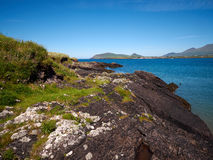 Coastline in Dingle, Ireland Royalty Free Stock Photos