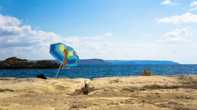 Coastline Gozo Royalty Free Stock Image