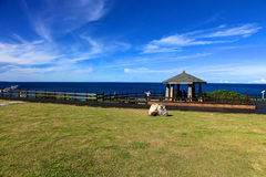 Coastline,Green Island,Taiwan Royalty Free Stock Images