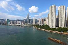 Coastline in Hong Kong Stock Photos