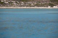 Coastline at Imeri Gramvousa Bay. Crete. Greece Stock Images