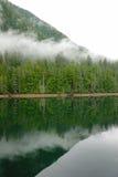Coastline, Inner Passage, Alaska Stock Photo