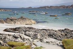 Coastline, Iona Royalty Free Stock Photo