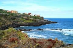 Coastline of island La Palma Stock Photos