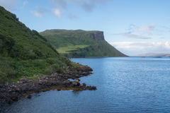 Coastline of Isle of Skye, Scotland Royalty Free Stock Photos