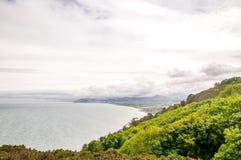 Coastline by Kiliney Ireland Royalty Free Stock Photography