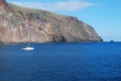 Coastline of La Gomera Stock Image