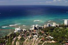 Coastline Lookout stock photography