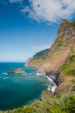 Coastline of Madeira Stock Photo