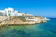 The coastline of Mahdia Stock Photo