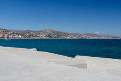 Coastline at Malaga Royalty Free Stock Photography
