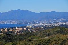 Coastline, Marbella, Spain. Stock Photography
