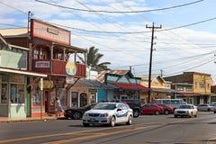 Coastline of Maui, Hawaii Royalty Free Stock Image