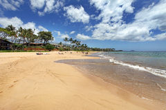 Coastline of Maui, Hawaii Stock Photography