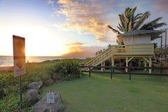 Coastline of Maui, Hawaii Stock Images