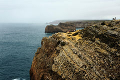 Coastline near Boca do Inferno, Cascais, Portugal Stock Photo