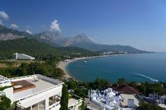 Coastline near Kemer, Turkey Stock Photos