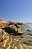 Coastline of Point Loma Royalty Free Stock Photos