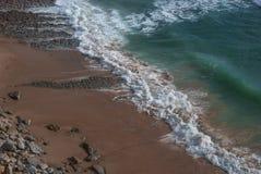 Coastline Portugal stock photo