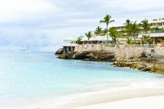 Coastline Resort Stock Image