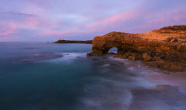 Coastline in Robe, South Australia Royalty Free Stock Images