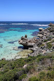 Rottnest Island. Coastline at Rottnest Island near Perth in Western Australia Stock Image