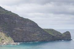 Coastline in Santana Royalty Free Stock Photography