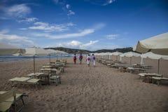 Coastline in Sardinia Italy. Scenery along the coastline in Sardinia Italy Stock Photography