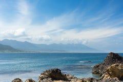 Coastline scenery Stock Image