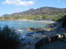Coastline Sicily Royalty Free Stock Photo
