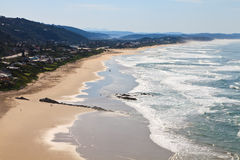 Coastline of South Africa Stock Images