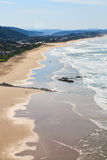 Coastline of South Africa Stock Image