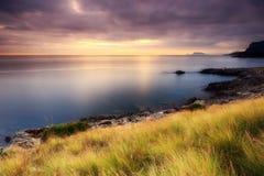 Coastline Sunrise Stock Photos