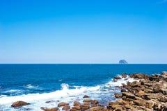 Coastline, Taipei, Taiwan. Beautiful coastline at Taipei, Taiwan Stock Photography