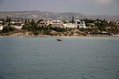 Mediterranean coastline Stock Photos