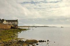 Coastline, West Cumbria, UK Royalty Free Stock Photo
