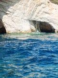 Coastline of Zante, Greece Royalty Free Stock Photos