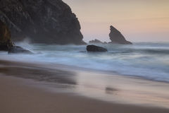 The coasts of Portugal Royalty Free Stock Photography