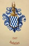 Coat of Arms. Stock Photos
