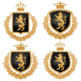 Coat of arms Royalty Free Stock Photography