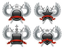 Coat of arms Royalty Free Stock Photos